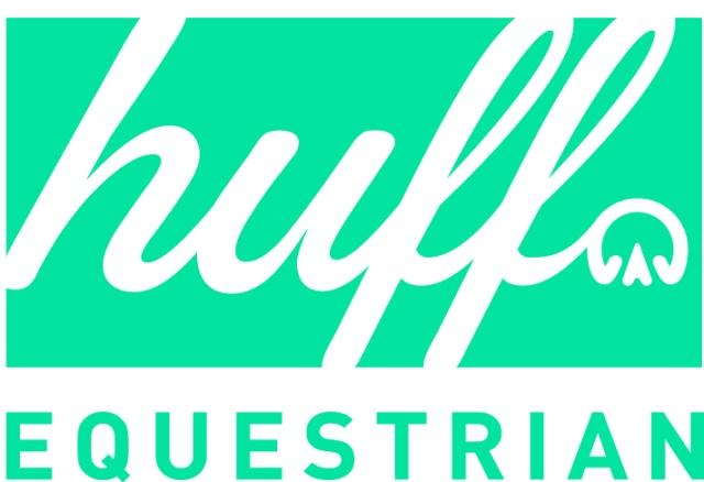 Huff Logo Block PMS320